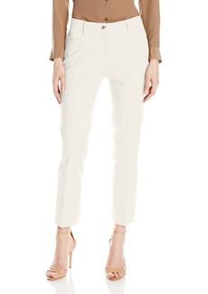 Anne Klein Women's Cotton Pique Pant