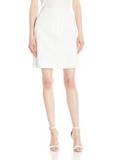 Anne Klein Women's Crepe Skirt