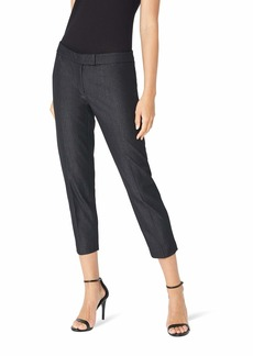 Anne Klein Women's Cropped Slim Pant