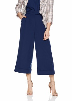 Anne Klein Women's Cuffed Culotte Pants