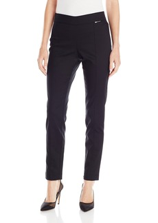 Anne Klein Women's Denim Compression Pant
