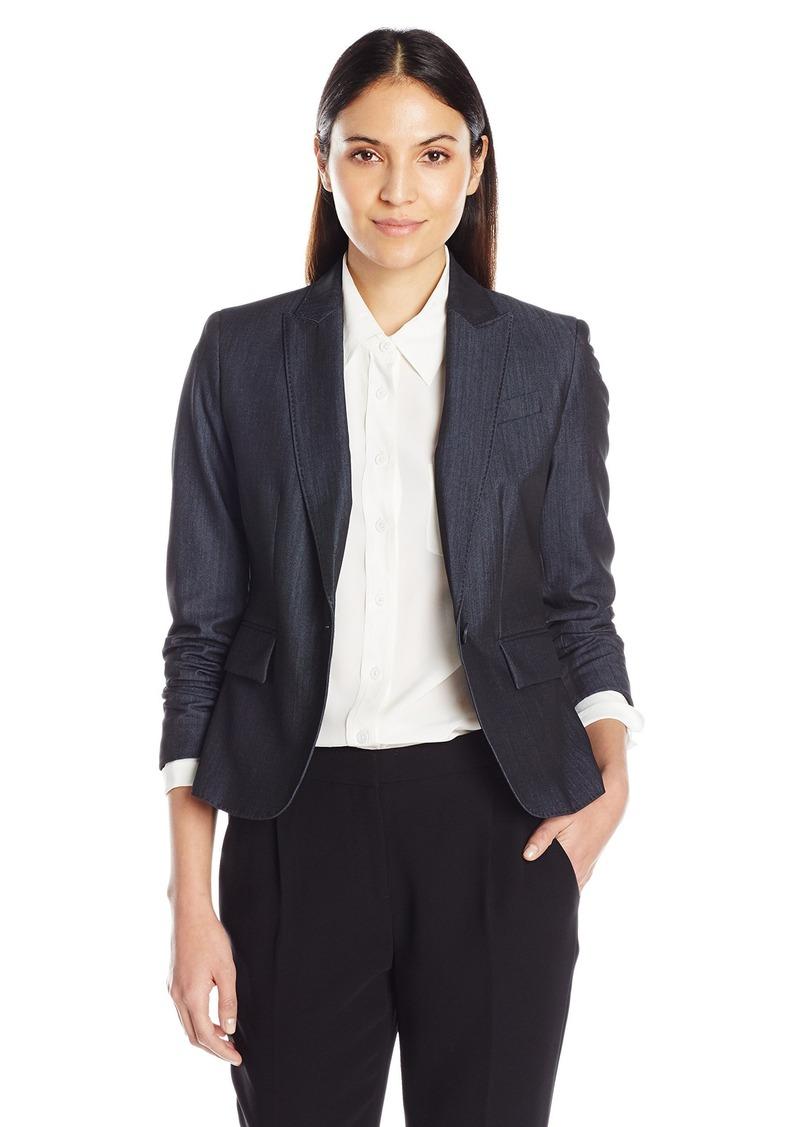 Anne Klein Women's Denim Jacket