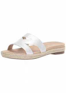 Anne Klein Women's Doris Slide Sandal   M US