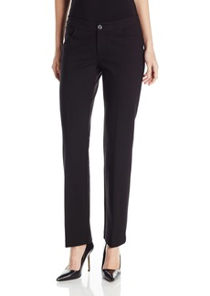 Anne Klein Women's Flare Leg Compression Pant