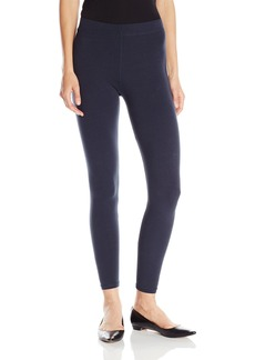 Anne Klein Women's Heavyweight Cut and Sew Legging  Small/Medium