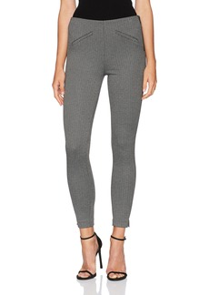 Anne Klein Women's Herringbone Compression Pant