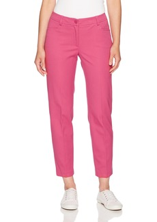 Anne Klein Women's Howard Hawks Cotton Pique Pant