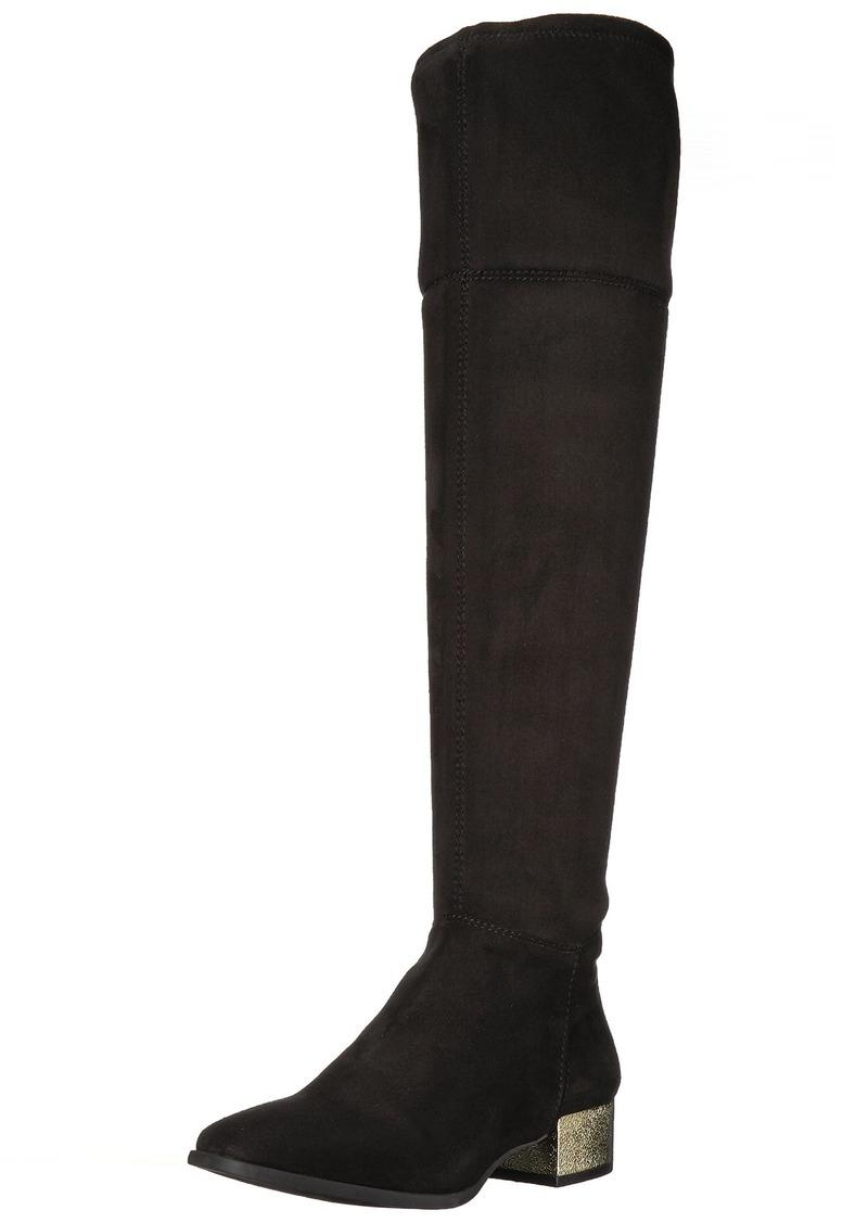 Anne Klein Women's Kimmie Fabric Fashion Boot