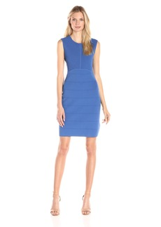 Anne Klein Women's Knit Sheath Dress