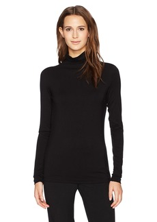 Anne Klein Women's Long Sleeve Seamless Turtle Neck  Extra Large