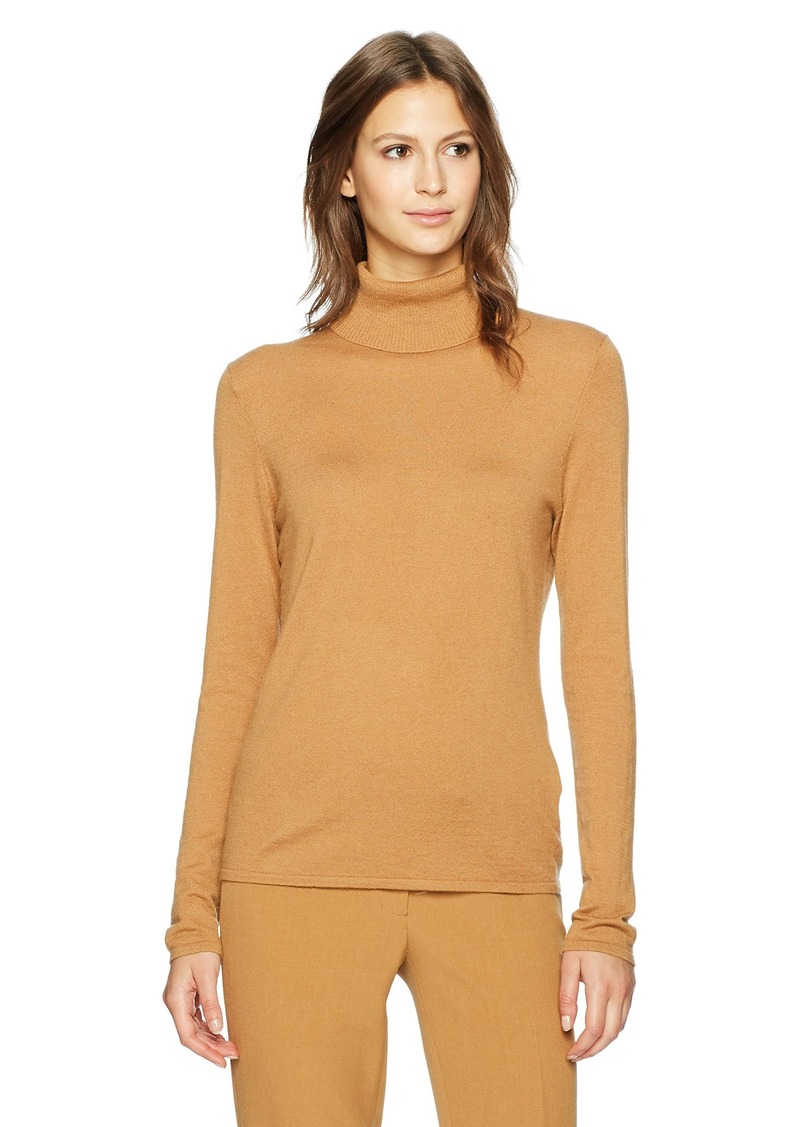Anne Klein Women's Long Sleeve Turtleneck  S