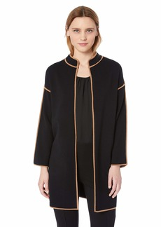 Anne Klein Women's Long Sweater Coat  XL
