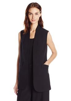 Anne Klein Women's Long Vest