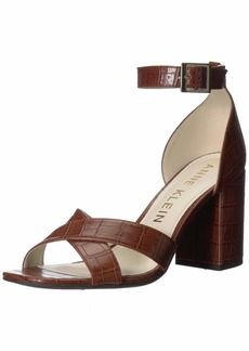 Anne Klein Women's MARDELLE Heeled Sandals   M US