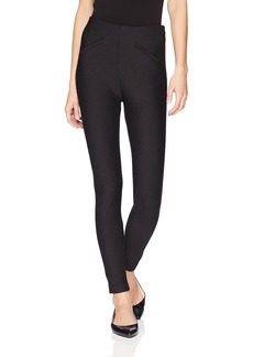 Anne Klein Women's Mini Pinstripe Compression Pant