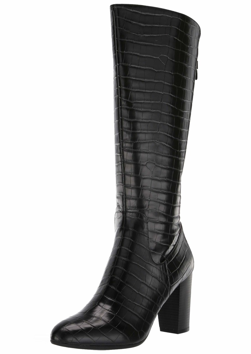 Anne Klein Women's NASTYA Knee High Boot   M US