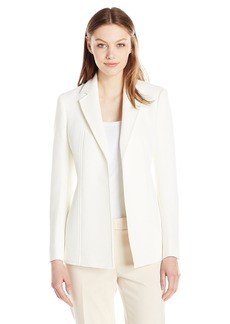 Anne Klein Women's Notch Lapel Two Button Jacket