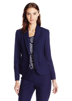 Anne Klein Women's One Button Jacket