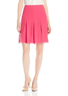 Anne Klein Women's Pleated Skirt