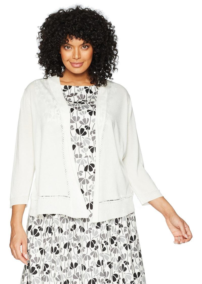 5e9104c552d Women s Plus Size Three-Quarter Sleeve Shrug. Anne Klein.  79.00  62.46. from  Amazon Fashion