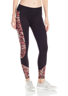 "Anne Klein Women's Seamed Ankle Legging W/ Rib Wb + Bk Zip (27"")"