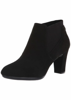 Anne Klein Women's Sevres Heeled Bootie Ankle Boot