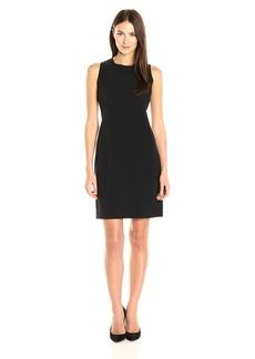 Anne Klein Women's Sheath Dress W/Yoke