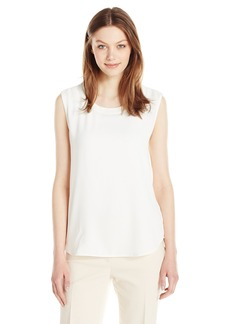 Anne Klein Women's Sleeveless Blouse
