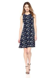 Anne Klein Women's Sleeveless Swing Dress  S