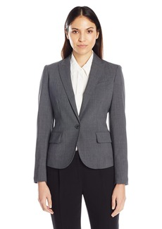 Anne Klein Women's Tropical Wool Jacket