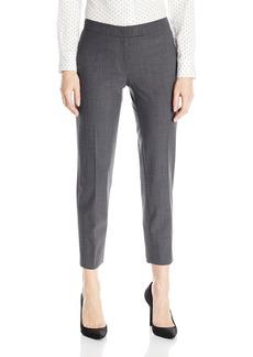 Anne Klein Women's Tropical Wool Slim Pants