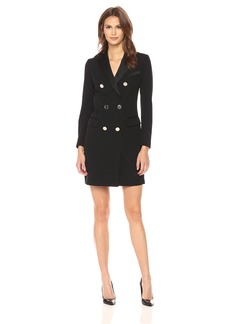 Anne Klein Women's Tuxedo Dress