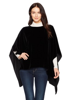 Anne Klein Women's Velvet CapeS