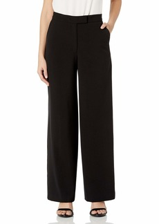 Anne Klein Women's Wide Leg Trouser