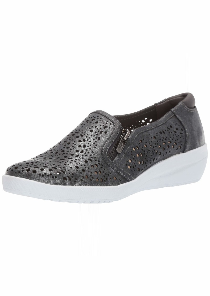 Anne Klein Women's Yvette Slip-ON Sneaker   M US