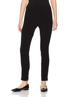 Anne Klein Women's Zip Pocket Ankle Pant