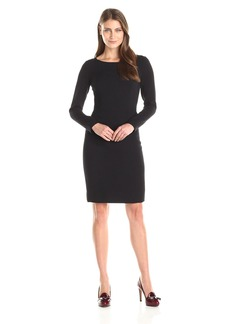 Anne Klein Women's Zipper Back Sheath Dress