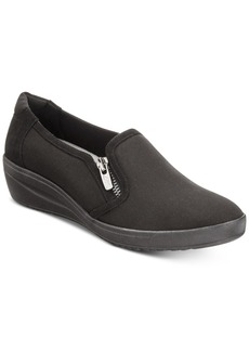 Anne Klein Yaga Wedge Slip-On Sneakers