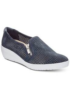 Anne Klein Yaris Wedge Sneakers