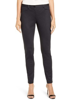 Anne Klein Zip Fly Leggings