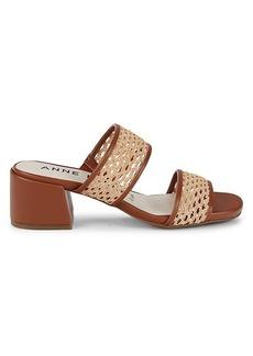 Anne Klein Brooke Heeled Sandals