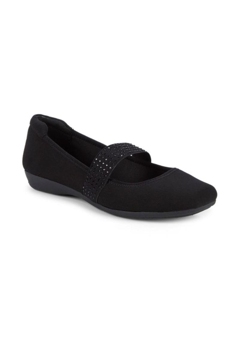 Anne Klein Classic Slip-On Flats