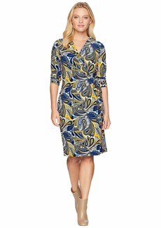 Anne Klein Classic Wrap Dress