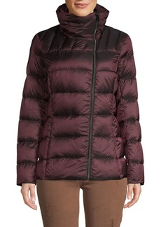 Saks Fifth Avenue Down-Filled Quilted Jacket