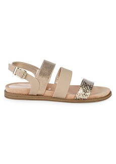 Anne Klein Essence Strappy Sandals