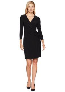 Anne Klein Ity Classic Wrap Dress