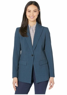 Anne Klein Long Blazer with Princess Seams