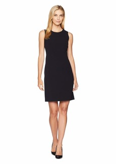 Anne Klein Sheath Dress w/ Yoke
