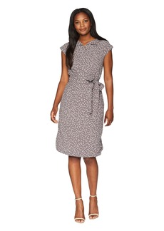 Anne Klein Stellar Dot Shirt Dress