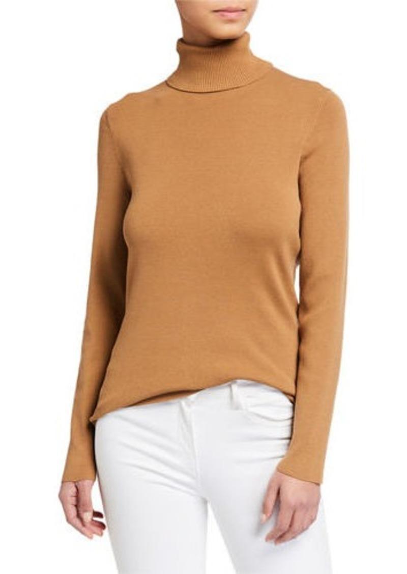 Anne Klein Turtleneck Long-Sleeve Sweater